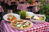 Fototapety Italian restaurant