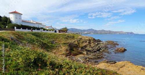 Waterfront villa in Costa Brava