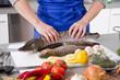 Frischer Fisch - Hecht