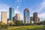 cityscape of Houston