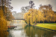 Cam river, Cambridge