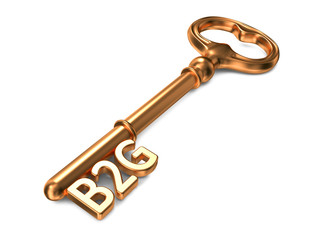 B2G - Golden Key.