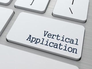 Vertical Application. Technological Concept.