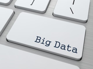 Big Data. Information Concept.