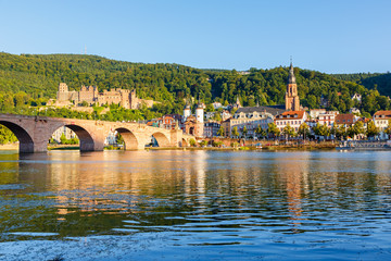 Bridge in Heidelberg