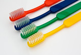 selection of Toothbrushes