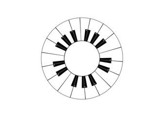 pianoforte circolare