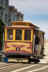 Vintage trolleys in San Francisco, Market Street Railway Co.