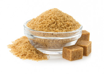 brown sugar in bowl