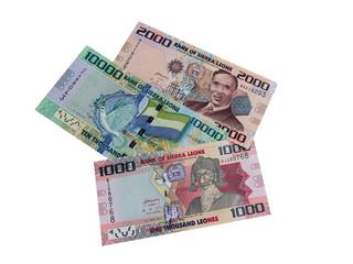 деньги Сьерра Леоне