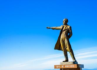 Professor Clark Statue in Sapporo Japan4