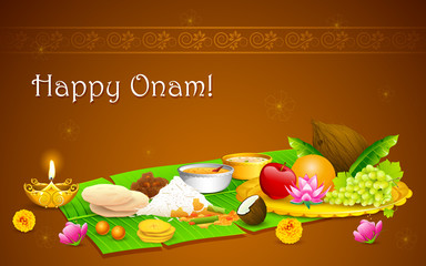 Onam Feast