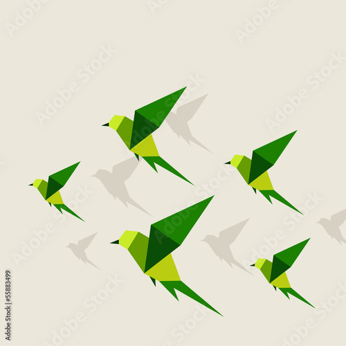 Bird abstraction2