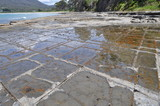 The Tessellated Pavement, natural phenomenon in Tasmania poster