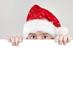Versteckter Weihnachtsmann