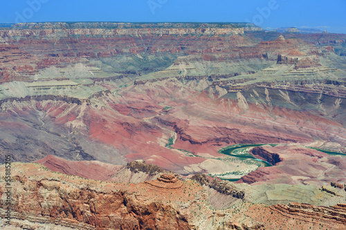 Grand Canyon from the Lipan Point