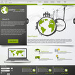 Urban/eco style website template