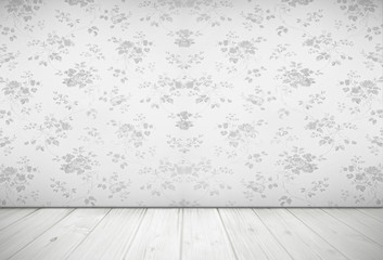 Raumdesign - Wohnzimmer nostalgisch