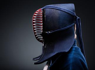 Profile of kendoka in men