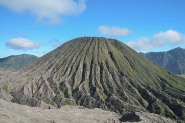Batok Volcano, East Java, Indonesia