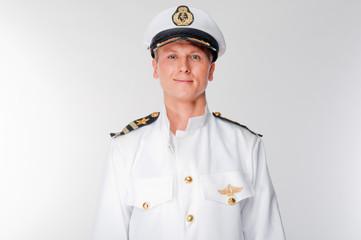 courageous captain sea ship
