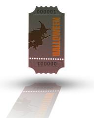 Halloween Party - Ticket