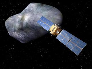 Giant asteroid