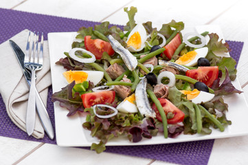 salade niçoise 1