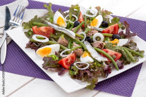 salade niçoise 6