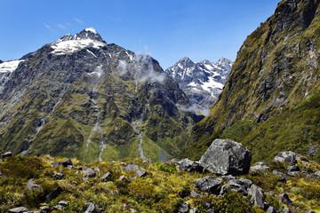 Berge in Neuseeland