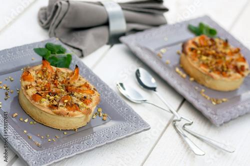 tartelettes abricots pistache 3