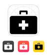 Medical Case icon. Vector illustration.