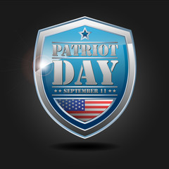 Patriot day - september 11