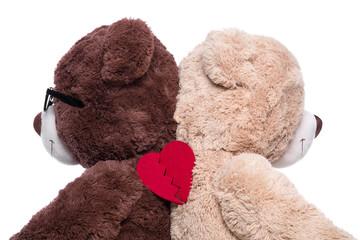 Ein Paar lässt sich scheiden - Trennung, Scheidung