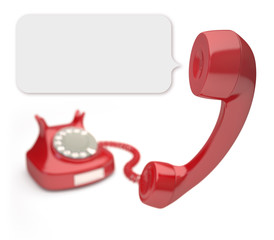 Red Phone Balloon