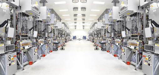 High Tech Manufacture