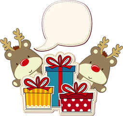 christmas gifts baby moose