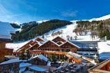 Mountain ski resort - 55907200