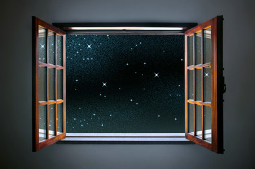 Starry Window