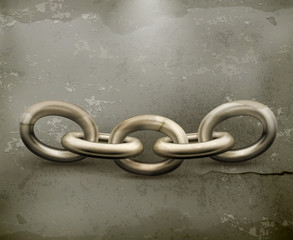 Chain, old style