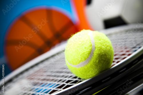 Sport closeup detail