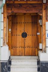 Door-preserved ancient Korea.