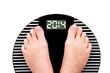 2014, pèse-personne
