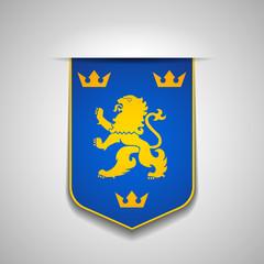 Ukrainian Lion