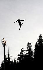 Aerial Ski