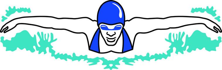 masterfitness-delfin-schwimmer