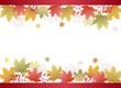 紅葉 もみじ バックグラウンド 和柄 Autumn Maple leaves background