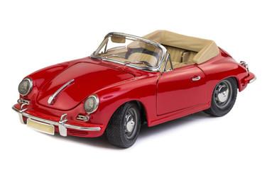 rotes Model Sportauto