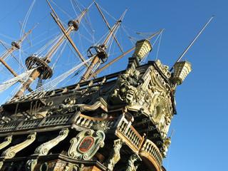Il veliero dei corsari a Genova