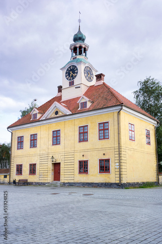 Rauma - UNESCO World Heritage site